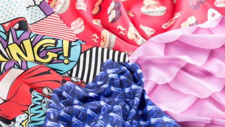 Bannière pour article sur notre top 5 des tissus les plus originaux