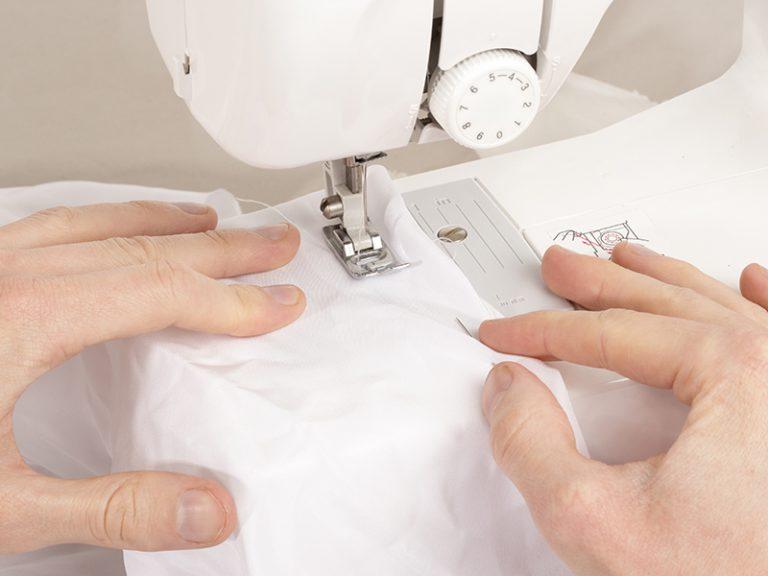 Pied presseur pour article couture DIY