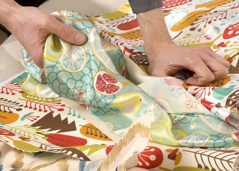 Choisir le bon tissu pour coudre ses vetements